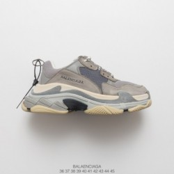 Balenciaga-Sneakers-Fall-2017-Balenciaga-Fall-2018-Sneakers-Authoritative-Edition-Strong-return-BALENCIAGA-17FW-Fall-and-winter