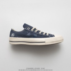 1c407 Stussy X Converse 70s Sdeluxe Cx-pro Star Arrow Vintage Duck Shoes Out Of Print Retro Not To Be Missed Based On The Origi