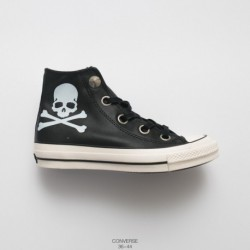 Calvin-Klein-Black-Tennis-Shoes-Heavy-Launch-Deadstock-UNISEX-mastermind-JAPAN-x-Converse-Japan-Pitch-black-High-Luxury-Brand