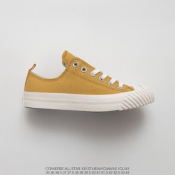 1cl181 all-match Working Wear, 100th Anniversary Limited Edition Converse All Star 100 St HEAVYCANVAS OX Thicken Duck Low Duck