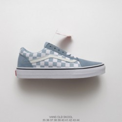 Summer Xiaoqing New Colorway Vans Classic Lite Official Website Release Classic Lily Sky Plaid Ultra Lightweight UNISEX Couple