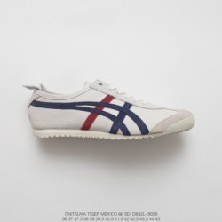 D832l-9058 Upper FSR UNISEX Onitsuka Tiger MEXICO66 Collection Vintage Classic All-Match leisure sho