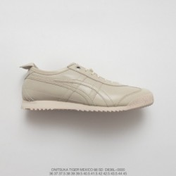 D838l-0000 Upper FSR UNISEX Onitsuka Tiger MEXICO66 Collection Vintage Classic All-Match leisure sho