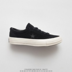 Converse-One-Star-Skate-Suede-Shoes-Converse-One-Star-Skate-Black-477C-UNISEX-FSR-Converse-One-Star-74-OX-Samsung-Standard-Vul