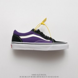 FSR VANS V360G BILLYS Old School Crossover Limited Edition Black Purple White Skate Shoe