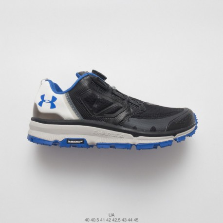 Overseas Edition Original Under Armour Michelin Collaboration Ua Verge Amphibian Hard Wearing Offroad Trainers Shoes At Costs