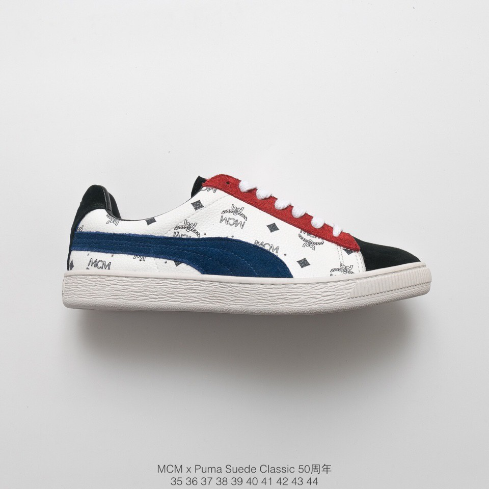 MCM Shoes For Sale,Factory Lacing Upper