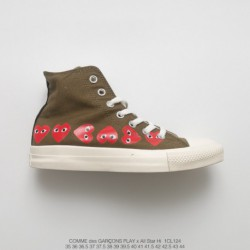 Converse-Chuck-Taylor-All-Star-Dainty-Shoes-Chuck-Taylor-All-Star-Converse-Tennis-Shoes-1LC124-Vulcanize-18SS-again-Crossover