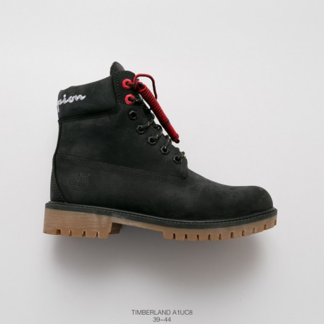 A1uc8 Dongguan Factory Outlet Oem Quality, Waterproof Foot Leather Champion Brand Crossover Champion X Timberland Premium 6 Inc