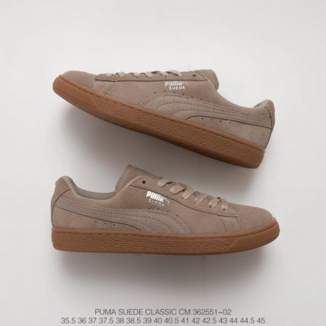 100% authentic f3b35 49e19 551-02 Suede PUMA Basket CLASSIC Trends Skate Shoes Suede Is The Oldest  Shoe In