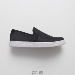 Under-Armour-Slip-On-Tennis-Shoes-Under-Armour-Non-Slip-Shoes-Womens-High-quality-PUMA-Basket-Classic-denim-slip-Slip-OnsLoafer
