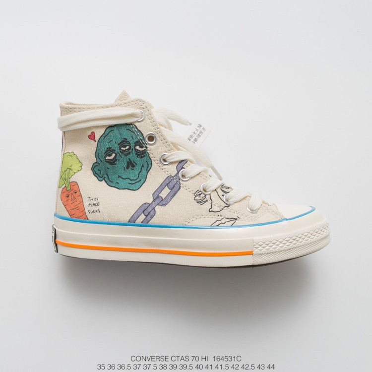 Recuperar picnic Corroer  Brand New Converse Sneakers,Converse New Release Shoes,531C Tylerthe  Creator x Converse New Round Crossover by Tyler