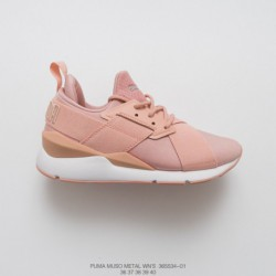 3086586d6b05 ... 911 Summer Deadstock PUMA Taugi Blaze Knit Lightweight Cushioning  Comfort Flyknit Racing Shoes · PUMA-Replicat-Leisure-Shoes-PUMA -Echo-Muse-Satin-