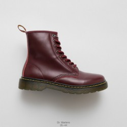 Dr.martens Hard Leather Martin Boots Eight Hole High Foundry Order Company Specfication Raw Material Production And Major Onlin