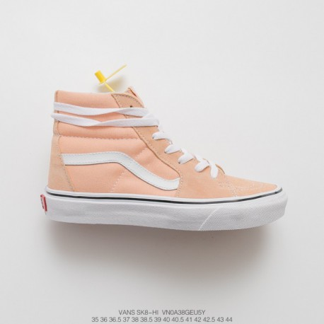 Vulcanize Treatment Process, FSR Type Winter, Color Theory, Vans Sk8-hi Color Theory Classic High Vulcanize Duck Leisure Skate