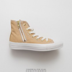 One-Star-Converse-Womens-Converse-One-Star-Womens-5CL300-FSR-Womens-Converse-High-All-star-Zipper-Lacing-Up-ColorWay-Womens
