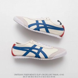 Th9j4l 0142 Imported Leather Asics Tiger Onitsuka Tiger Ghost Tiger/pure Import Kid Skin Leathe