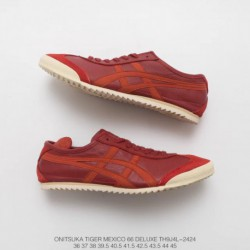 Th9j4l 2424 Imported Leather Asics Tiger Onitsuka Tiger Ghost Tiger/pure Import Kid Skin Leathe