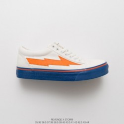 Revenge X Storm Entertainer Limited Edition Debut In The Third Quarter Lightning 3.0 New Colorway 18ss Deadstock Three Generati