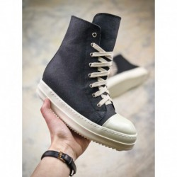 UNISEX, Factory Lacing Rick Owens DRKSHDW Scarpe Sneaker Thickness Increase Skal Collection Sport Skate Shoes 10 490085