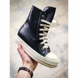 UNISEX, Factory Lacing Rick Owens DRKSHDW Scarpe Sneaker Thickness Increase Skal Collection Sport Skate Shoes 11 510981