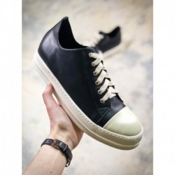 UNISEX, Factory Lacing Rick Owens DRKSHDW Scarpe Sneaker Thickness Increase Skal Collection Sport Skate Shoes 10 490210