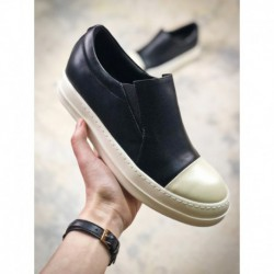 UNISEX, Factory Lacing Rick Owens DRKSHDW Scarpe Sneaker Thickness Increase Skall Collection Sport Skate Shoes 11 490123