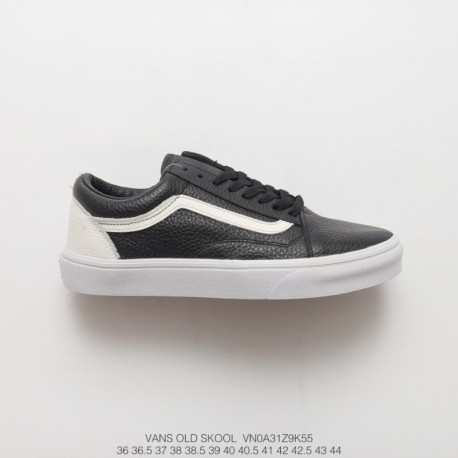 a9ee47b4fb Vans Old Skool Leather