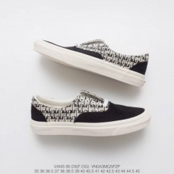 Factory Lacing VANS 95 DX F.o.g Lafayette Limited Edition Crossover Cooperative Style Code:VNOA 3mq5pz
