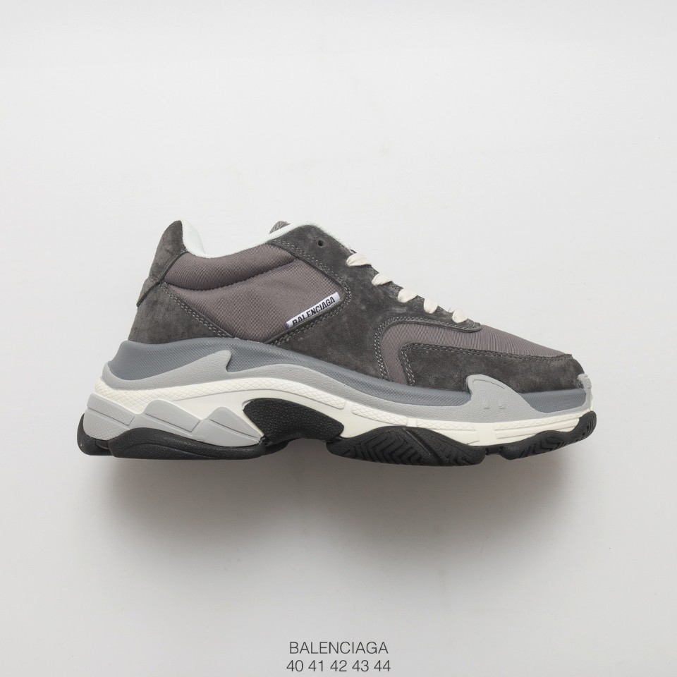 227adf045 Calvin Klein Shoes Uk Online,Deadstock BALENCIAGA Triple S neaker Fashion  Vintage Thick-soled old-fashioned sneakers II