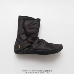 Vibram Fivefingers FUROSHIKI UNISEX Cloth Shoes This Tidal Shoe Is Very Warm To Wear