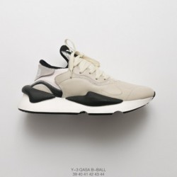Factory lacing yohjiyamamoto y-3 Kaiwa Chunky Sneakers Collection Vintage All-Match dad sneake