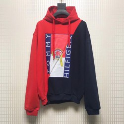 Vete Ents X Tommy Wrong Hoodie Global Crossover Limited Edition. The Sale Price Is Up To 1119.6$ Unit Stock. The Whole Coat Req