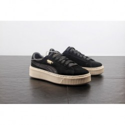 f38369c6507799 362223-05 Strength Factory Release Stable Stock Puma Suede Platform Rihanna  II Thick-Soled