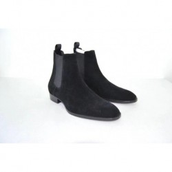 Slp CHELSEA Shoes Are Made Of Imported Leather With An Ingenious Wooden Base