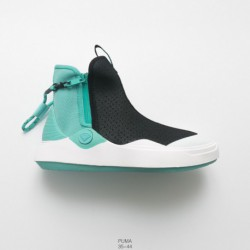 493-0213 UNISEX Us West Coast Trends Brand Crossover Diamond Supply Co. X Puma Abyss KNIT Abyss Collection Set Foot Function Kn